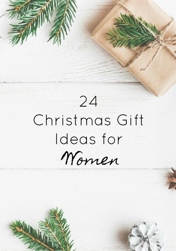24 christmas gift ideas for women 2017