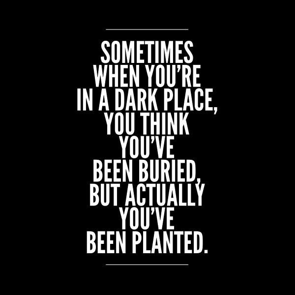 don't despair quote