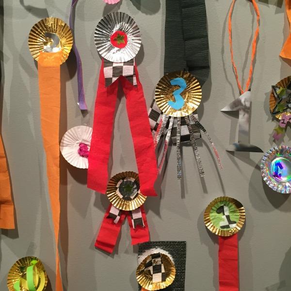 car medals Ipswich Art Gallery