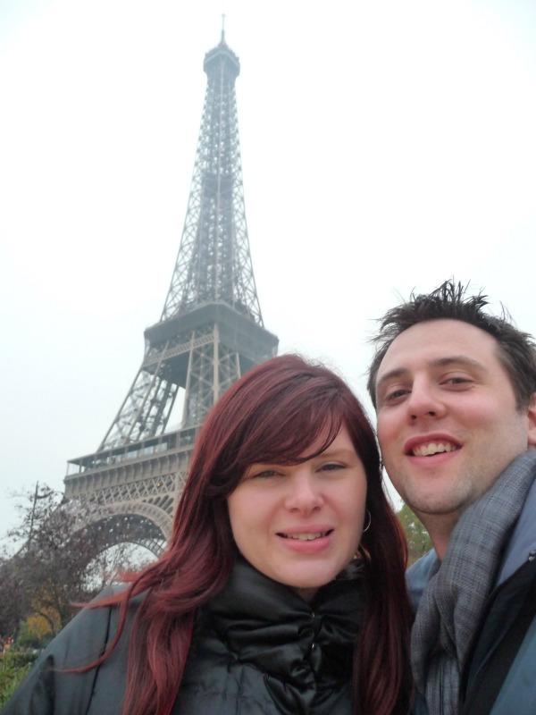 in the city of love, paris
