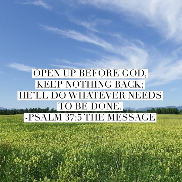 god quote scripture