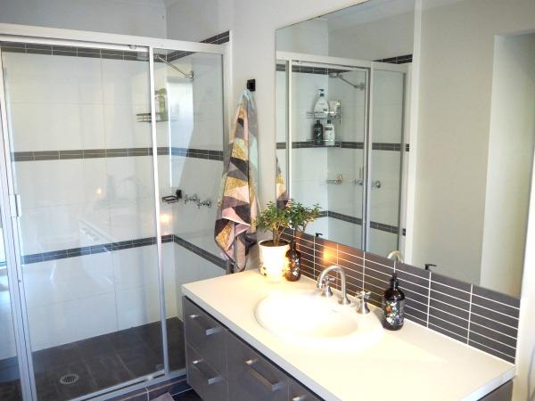 fusion-loc matte black stylish bathroom accessories