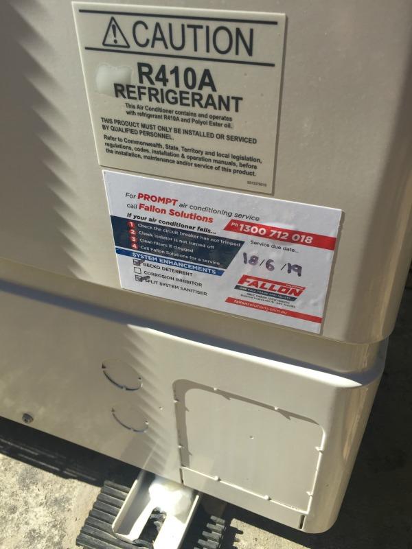 fallon services air conditioning service