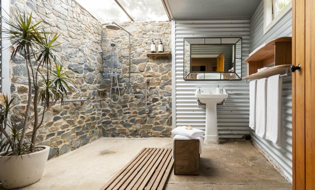 Glass Free Shower Design Ideas The Plumbette