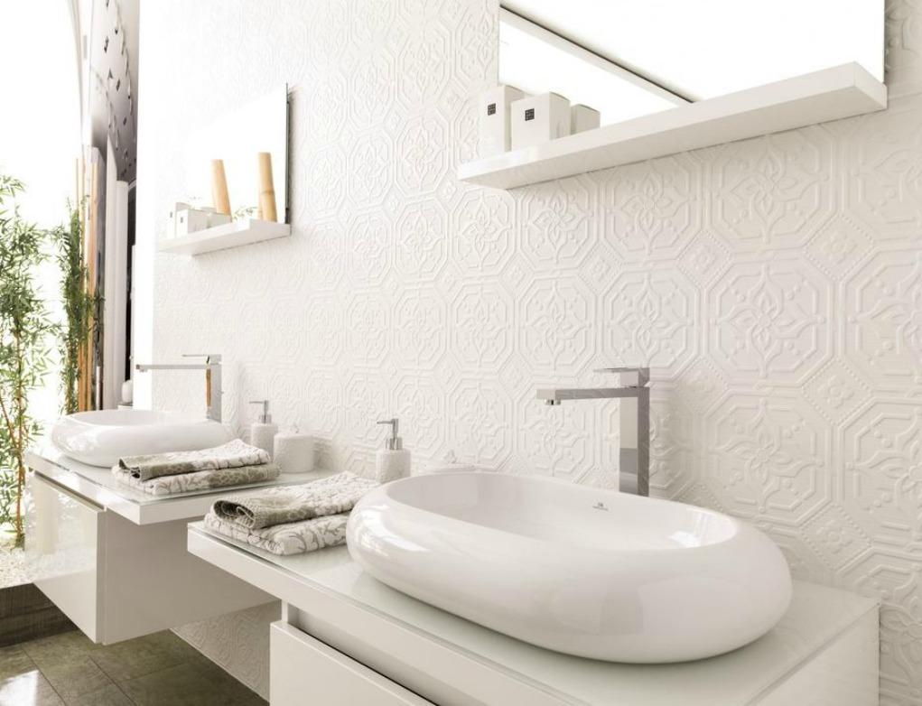 Pressed Tin Bathroom Ideas The Plumbette