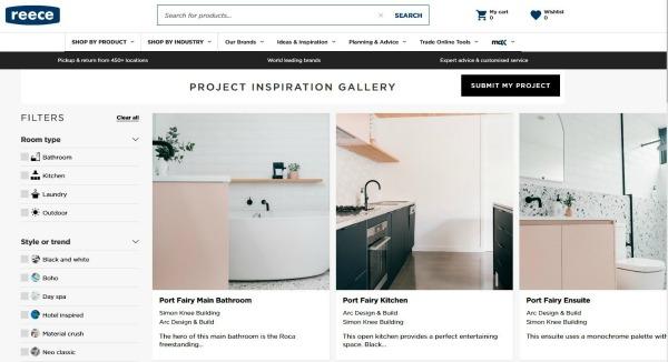 Reece plumbing gallery