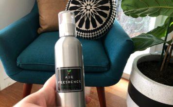 DIY air freshener and linen spray
