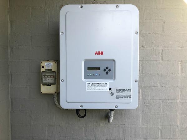 New ABB Inverter