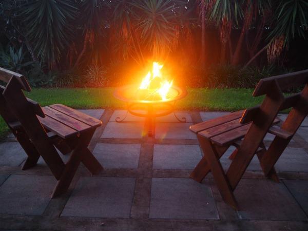 portable fire pit brisbane