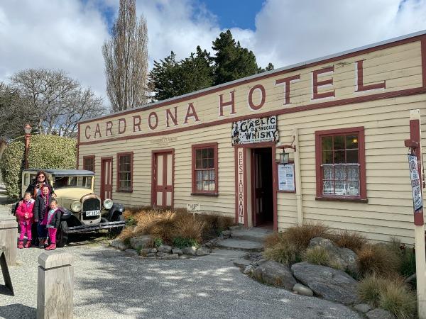 Cardrona Hotel Wanaka for families