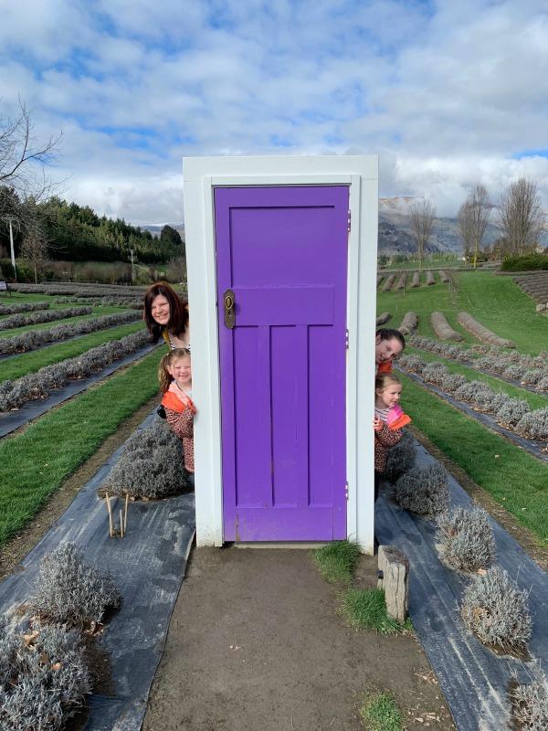 30 family friendly activities Wanaka Lavender Farm