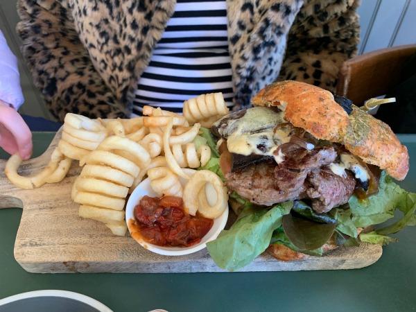 steak burger Arrowtown