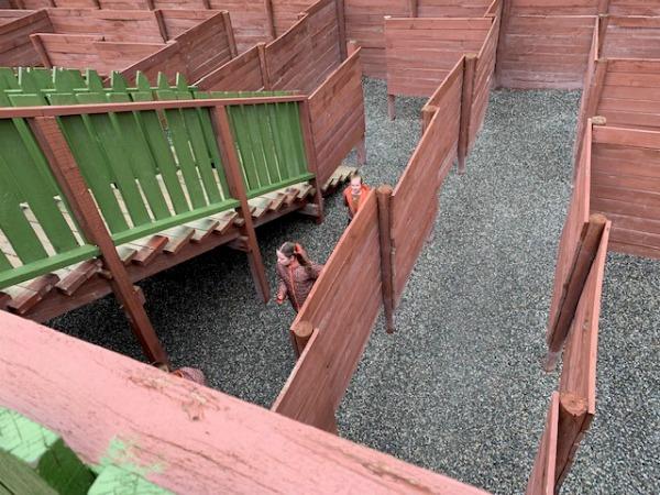 puzzling world maze 30 family activities in wanaka