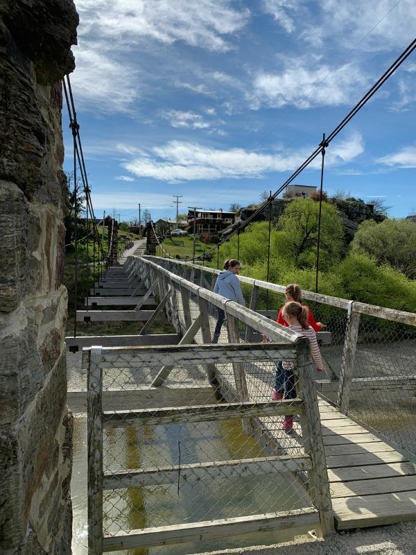 Shaky Bridge Alexandra