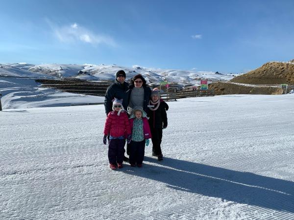 Snow Farm Wanaka for families