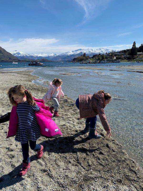 Lake Wanaka for Families