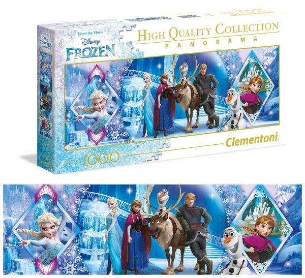 Frozen II Panorama Puzzle