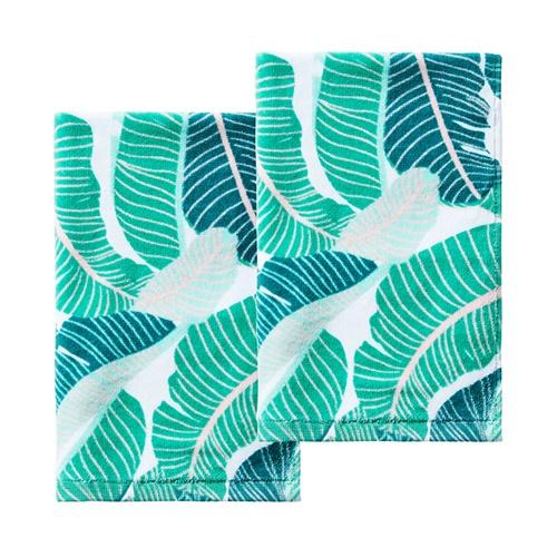 Home republic tropicana hand towels