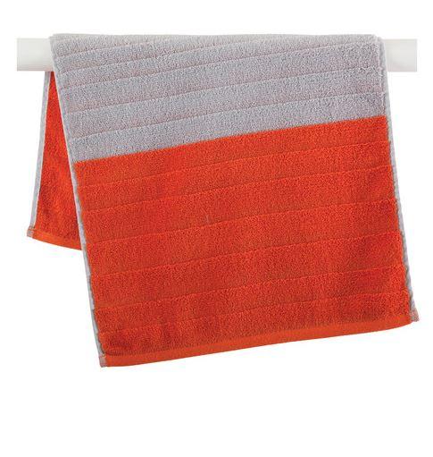 flinder hand towel colourful print