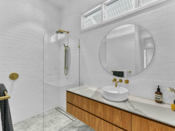 bathroom trends 2020 bronze tapware