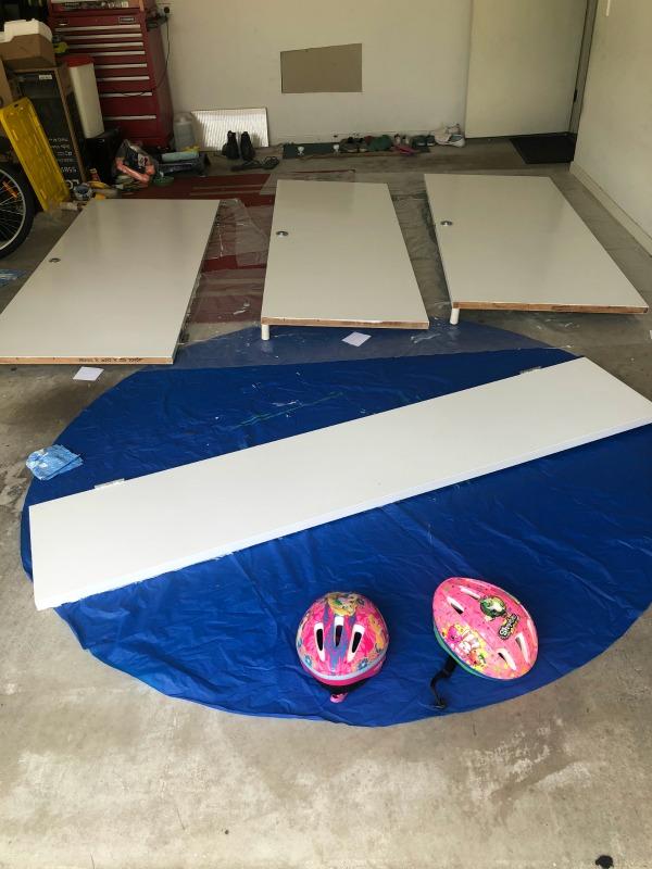 painting doors home maintenance
