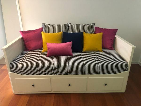 home maintenance updated cushions