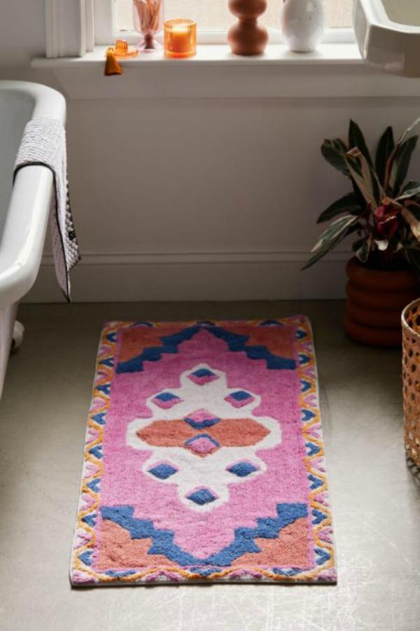 Urban Outfitters bath mat