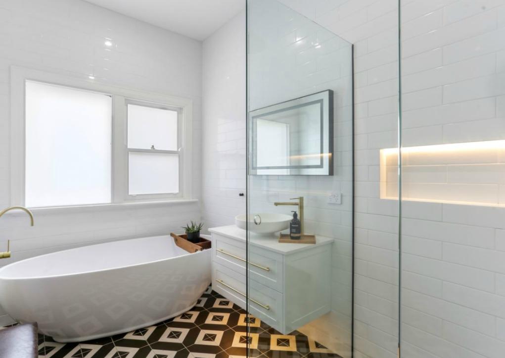 Art Deco Bathroom Ideas The Plumbette