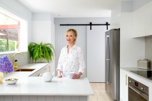 Jen Bishop of Interiors Addict living through a renovation