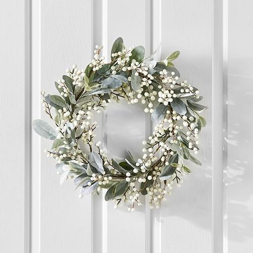Adairs Sage Berry Wreath