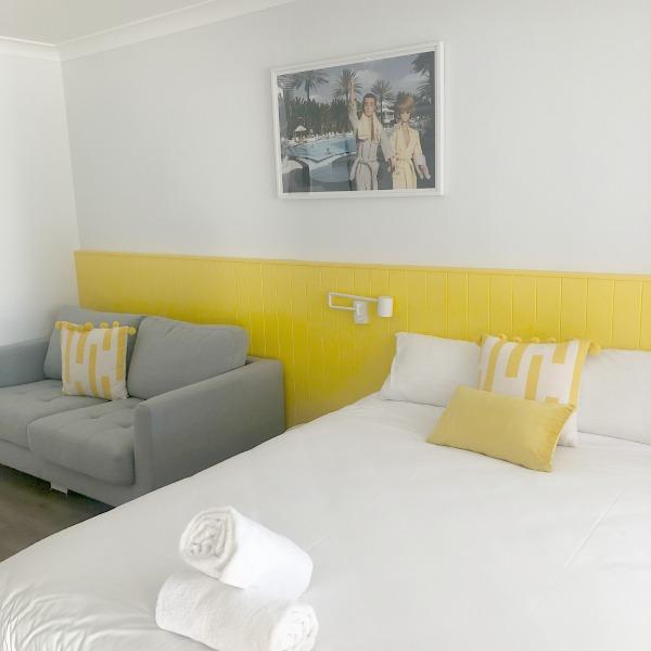 The Cubana Family Room Ballina Motel