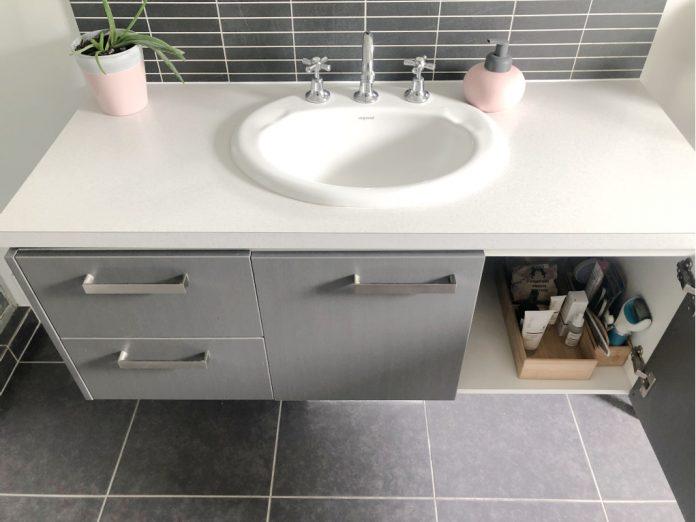 Tips for Organising a Bathroom Vanity Cupboard