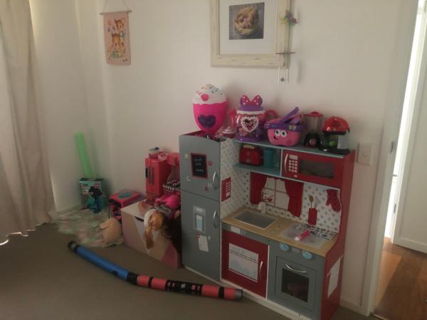 Maggies room before