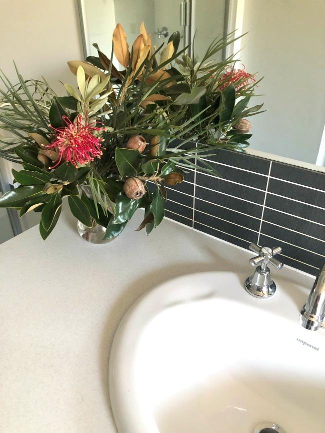 Native flower arrangement for Mother's Day