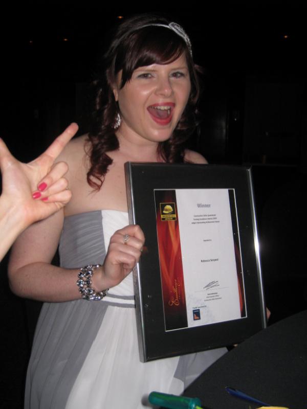 bec winning construction award