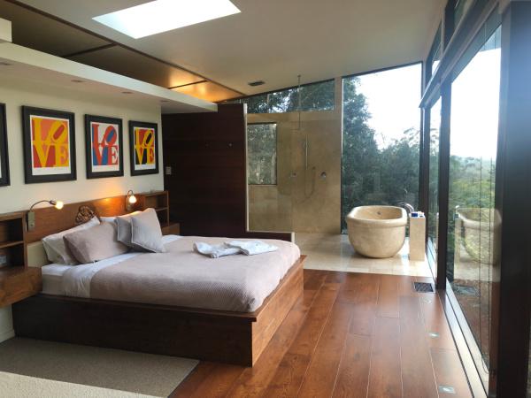 Crystal Creek Luxury Mountain lodge